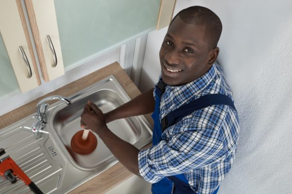 How to Unclog Your Kitchen Sink