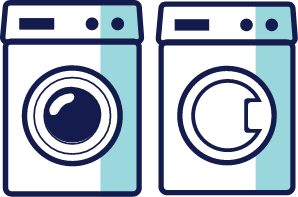 Washer and Dryer Home Warranty Coverage
